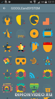 ACC Modern - icon pack