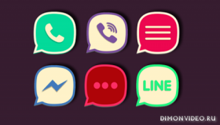 OS 11 Concept - Phone X icon pack