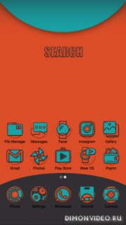 Orteal Icon Pack