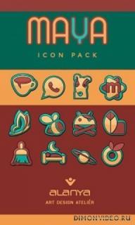 MAYA Icon Pack