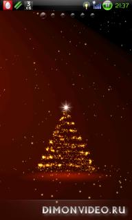 3D Christmas Live Wallpaper FULL