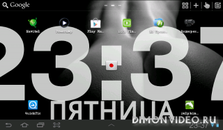 GO Launcher HD For Pad