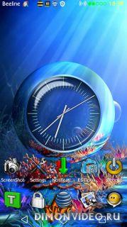 Часы кораловый риф