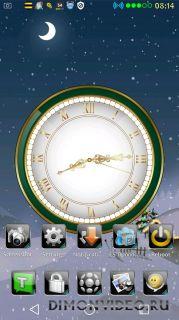 Новогодние Часы Живые Обои