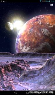 Planeta X 3D Live Wallpaper