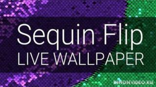 Живые пайетки - живые обои (Sequin Flip)
