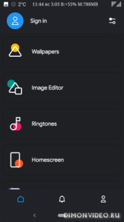 CREATIVE: Wallpapers, Ringtones and Homescreen