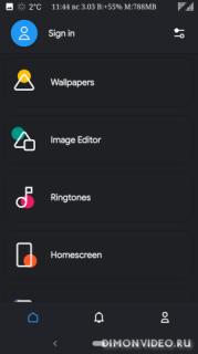 CREATIVE: Wallpapers, Ringtones and Homescreen