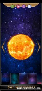 Space Wallpaper 4K Pro