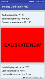 Display Calibration Pro