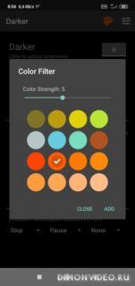 Darker (Screen Filter)