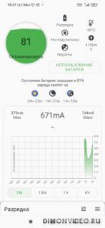 BatteryGuru - Battery Monitor - Заряда батареи