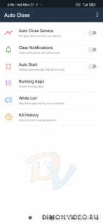 Auto Close : Close Apps Automatically