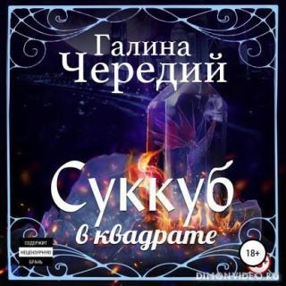 Суккуб в квадрате - Галина Чередий