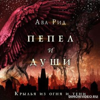 Крылья из огня и тени - Ава Рид