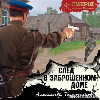 След в заброшенном доме - Александр Тамоников