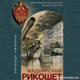 Мадьярский рикошет - Александр Тамоников