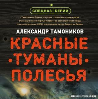 Красные туманы Полесья - Александр Тамоников