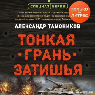 Тонкая грань затишья - Александр Тамоников