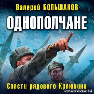 Спасти рядового Краюхина - Валерий Большаков