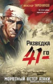 Морозный ветер атаки - Александр Тамоников