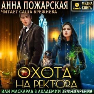 Охота на ректора, или Маскарад в академии зельеварения - Анна Пожарская