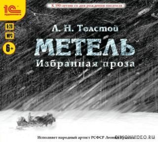 Метель. Избранная проза - Лев Толстой