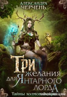 Три желания для Янтарного лорда - Александра Черчень