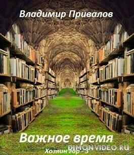 Важное время - Владимир Привалов