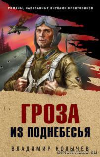 Гроза из поднебесья - Владимир Колычев
