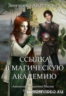 Ссылка в Магическую Академию - Анастасия Зинченко