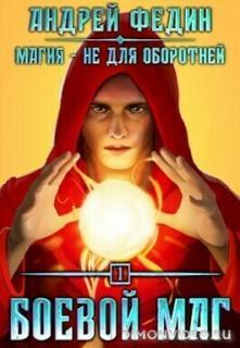 Боевой маг - Андрей Федин