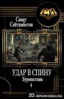 Удар в спину - Самат Сейтимбетов