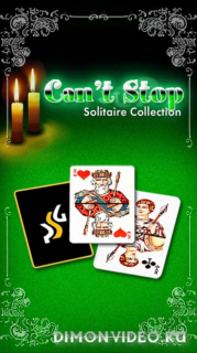 Can't Stop Solitaire Collection