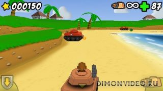 Toy Tanks 3D