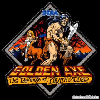 Golden Axe - The Revenge of Death Adder