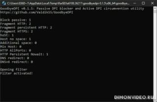 GoodbyeDPI 0.1.5