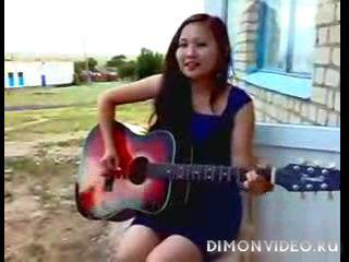 Девушка с кайфовым голосом