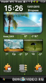 Avkon2 Pointer Colors Se7en Green By Aks79&Vitan04