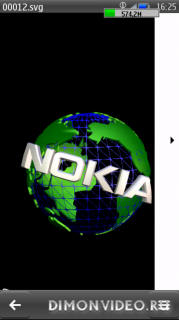 splashscreen nokia world