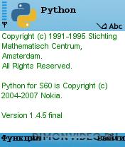 PythonFull (8.1)