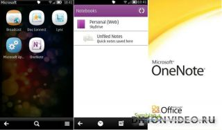 Microsoft Office for Nokia Belle