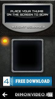 Weight Scanner
