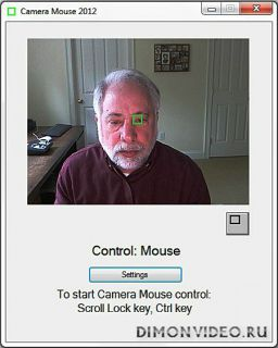 Camera Mouse 2012