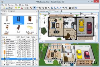 Sweet Home 3D 6.0
