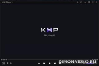 The KMPlayer (сборка 7sh3)
