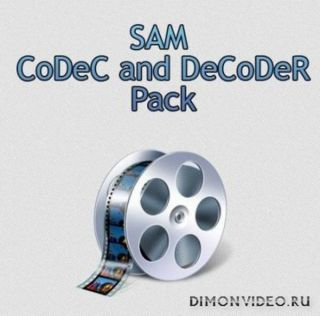 SAM CoDeC&DeCoDeR Pack