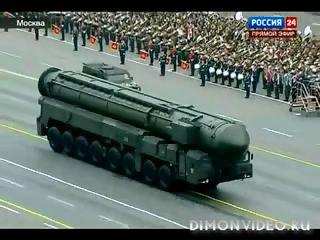 Парад Победы - Москва 09.05.2012