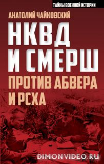 НКВД и СМЕРШ против Абвера и РСХА - Анатолий Чайковский