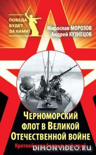 Черноморский флот в Великой Отечественной войне. Краткий курс боевых действий - Мирослав Морозов
